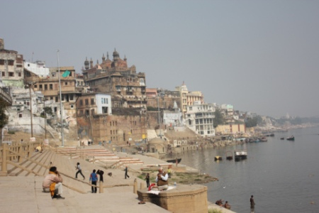 Prayaga (aka Varanasi) An ancient city on the Ganges visited by the Pandavas during their travels on  pilgrimage.